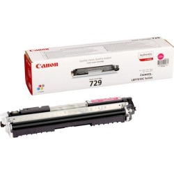 Canon 729 (Yield: 1,000 Pages) Magenta Toner Cartridge found on Bargain Bro UK from CCL COMPUTERS LIMITED