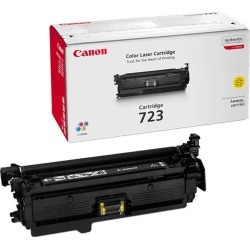 Canon 723 Yellow Toner Cartridge found on Bargain Bro UK from CCL COMPUTERS LIMITED