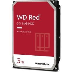 """Western Digital Red 3TB SATA III 3.5"""" Hard Drive - 5400RPM, 256MB"""