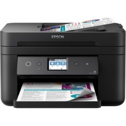 Epson WorkForce WF-2860DWF (A4) Colour Inkjet Printer (Print/Copy/Scan/Fax) 6.1cm Colour LCD 33ppm (Mono) 20ppm (Colour) 3000 (MDC) found on Bargain Bro UK from CCL COMPUTERS LIMITED
