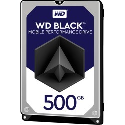 "Western Digital Black Mobile 500GB SATA III 2.5"" Hard Drive - 32MB"