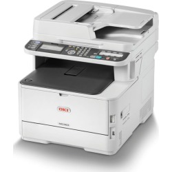 OKI MC363dnw (A4) Colour LED Wireless Multifunction Printer (Print/Copy/Scan/Fax) 1GB Backlit LCD 30ppm (Mono) 26ppm (Colour) 45,000 (MDC) found on Bargain Bro UK from CCL COMPUTERS LIMITED