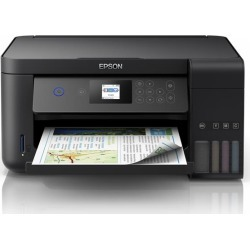 Epson EcoTank ET-2750 (A4) All-in-One Wireless Colour Inkjet Printer (Print/Copy/Scan) 10.5ppm (Mono) 5ppm (Colour)