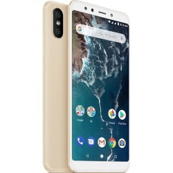 Xiaomi Mi A2 (5.99 inch) 128GB 20MP Smartphone (Gold) found on Bargain Bro UK from CCL COMPUTERS LIMITED