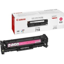 Canon 718 (Yield: 2,900 Pages) Magenta Toner Cartridge found on Bargain Bro UK from CCL COMPUTERS LIMITED