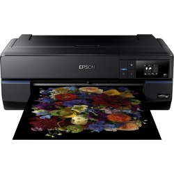 Epson SureColor SC-P800 (A2) Colour Inkjet Photo Printer 2.7 inch Touchscreen Colour LCD 3ppm (Mono) ISO 3ppm (Colour) ISO 72 sec (Photo) found on Bargain Bro UK from CCL COMPUTERS LIMITED