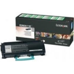 Lexmark Corporate Return Program (Yield: 3,500 Pages) Toner Cartridge for E260/E360/E460 found on Bargain Bro UK from CCL COMPUTERS LIMITED