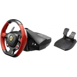 Thrustmaster Ferrari 458 Spider Racing Wheel for Xbox One found on Bargain Bro UK from CCL COMPUTERS LIMITED