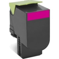 Lexmark Return Program 702XM (Extra High Yield: 4,000 Pages) Magenta Toner Cartridge found on Bargain Bro UK from CCL COMPUTERS LIMITED