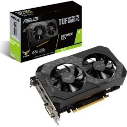 ASUS GeForce GTX 1650 4GB TUF Boost Graphics Card found on Bargain Bro UK from CCL COMPUTERS LIMITED