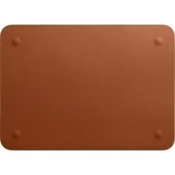 Apple Leather Sleeve (Saddle Brown) for 12-inch Macbook found on Bargain Bro UK from CCL COMPUTERS LIMITED
