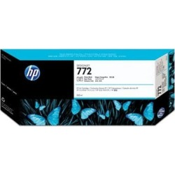 HP 772 Matte Black Ink Cartridge (300ml) for HP Designjet Z5200 PostScript Printer found on Bargain Bro UK from CCL COMPUTERS LIMITED