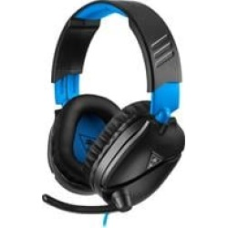 Turtle Beach Recon 70 Gaming Headset (Black) for PS4 Consoles