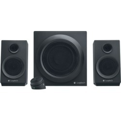Logitech Z333 Multimedia Speakers (Black) UK