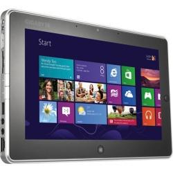 "Gigabyte Slate S1082-CF5 Intel Celeron 10.1"" Grey 128GB Tablet,"