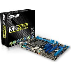 ASUS M5A78L-M LX3 ATX Motherboard for AMD Socket AM3+ CPUs found on Bargain Bro UK from CCL COMPUTERS LIMITED