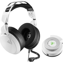 Turtle Beach Elite Pro 2 Gaming Headset with SuperAmp (White) for PS4 and PC