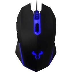 Riotoro URUZ Z5 RGB Optical Gaming Mouse (Black)