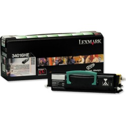 Lexmark Return Program (High Yield: 6,000 Pages) Black Toner Cartridge for E33X, E34X found on Bargain Bro UK from CCL COMPUTERS LIMITED