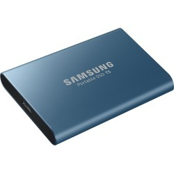 Samsung Portable SSD T5 500GB Mobile External Solid State USB3.1 found on Bargain Bro UK from CCL COMPUTERS LIMITED