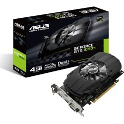 ASUS GeForce GTX 1050 Ti 4GB Phoenix Boost Graphics Card found on Bargain Bro UK from CCL COMPUTERS LIMITED