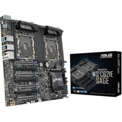 ASUS WS C621E SAGE Other Motherboard for Intel LGA3647 CPUs found on Bargain Bro UK from CCL COMPUTERS LIMITED