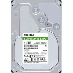 Toshiba S300 Surveillance (8TB) 7200rpm SATA 6Gb/s Intenal Hard Drive found on Bargain Bro UK from CCL COMPUTERS LIMITED
