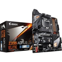 Gigabyte Z390 AORUS ELITE ATX Motherboard for Intel LGA1151 CPUs found on Bargain Bro UK from CCL COMPUTERS LIMITED
