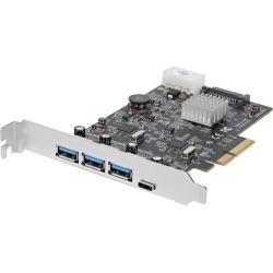 StarTech.com 4-Port USB 3.1 (10Gbps) PCIe Card