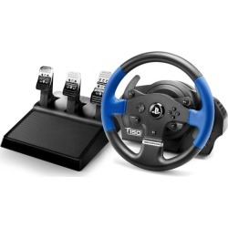 Thrustmaster T150 Pro Force Feedback Racing Wheel and 3 Pedal Set found on Bargain Bro UK from CCL COMPUTERS LIMITED