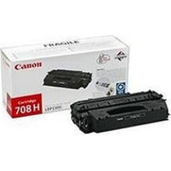 Canon 708H (Black) High Capacity Toner Cartridge (Yield 6,000 Pages) found on Bargain Bro UK from CCL COMPUTERS LIMITED
