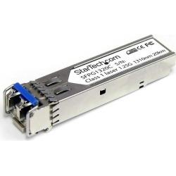 StarTech.com Gigabit Fiber SFP Transceiver 1000Base-LH, SM LC, DDM, MSA Compliant (20km) found on Bargain Bro UK from CCL COMPUTERS LIMITED