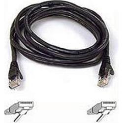 Belkin 5m CAT6 Patch Cable (Black)