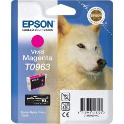 Epson T0963 Vivid Magenta Ink Cartridge