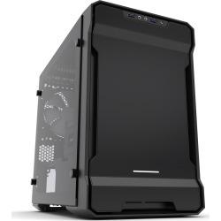 Phanteks Evolv ITX Tempered Glass ITX Gaming Case - Black USB 3.0