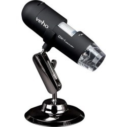Veho Discovery DX-1 USB 2MP Microscope x200 Magnification & Photo/Video Capture