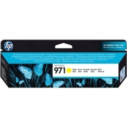 HP 971 (Yield: 2,500 Pages) Yellow Ink Cartridge found on Bargain Bro UK from CCL COMPUTERS LIMITED