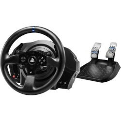 Thrustmaster T300 RS 1080° Force Feedback Racing Wheel for PC/PlayStation 3/PlayStation 4 found on Bargain Bro UK from CCL COMPUTERS LIMITED