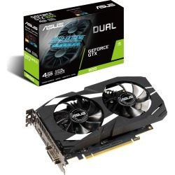 ASUS GeForce GTX 1650 4GB Dual Boost Graphics Card found on Bargain Bro UK from CCL COMPUTERS LIMITED