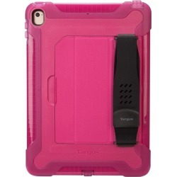 Targus SafePort Rugged Tablet Case (Pink) for Apple iPad (2018/2017)/iPad Pro (9.7 inch)/iPad Air 2 (9.7 inch) found on Bargain Bro UK from CCL COMPUTERS LIMITED