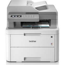 Brother DCP-L3550CDW 3-in-1 Colour Wireless Laser Printer with Touchscreen Display found on Bargain Bro UK from CCL COMPUTERS LIMITED