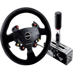 Thrustmaster Rally Race Gear Sparco Mod for Thrustmaster T-Series found on Bargain Bro UK from CCL COMPUTERS LIMITED