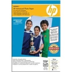 HP Advanced (10 x 15cm) Glossy Photo Paper Borderless (100 Sheets) 250gsm (White) found on Bargain Bro UK from CCL COMPUTERS LIMITED