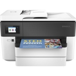 HP OfficeJet Pro 7730 (A3) Colour Inkjet Wide Format All-in-One Printer (Print/Copy/Scan/Fax) 512MB 2.65 inch Colour LCD 22ppm (Mono) ISO 18ppm (Colour) ISO 30,000 (MDC) found on Bargain Bro UK from CCL COMPUTERS LIMITED