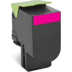 Lexmark Return Program 802HM (High Yield: 3,000 Pages) Magenta Toner Cartridge found on Bargain Bro UK from CCL COMPUTERS LIMITED
