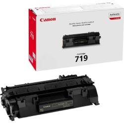 Canon 719 (Yield: 2,100 Pages) Black Toner Cartridge found on Bargain Bro UK from CCL COMPUTERS LIMITED