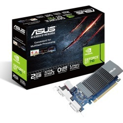 ASUS GeForce GT 710 2GB Graphics Card found on Bargain Bro UK from CCL COMPUTERS LIMITED
