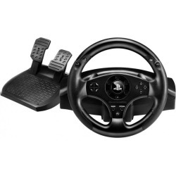 Thrustmaster T80 Racing Wheel for PlayStation 3/4 found on Bargain Bro UK from CCL COMPUTERS LIMITED