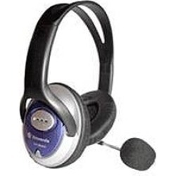 Dynamode DH-660 Stereo Headphones with Mic