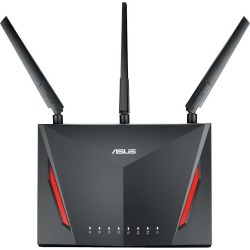 Asus RT-AC86U Dual-Band AC2900 Wireless Gigabit Router found on Bargain Bro UK from CCL COMPUTERS LIMITED